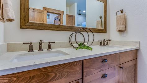 Quartz Bathroom Countertops