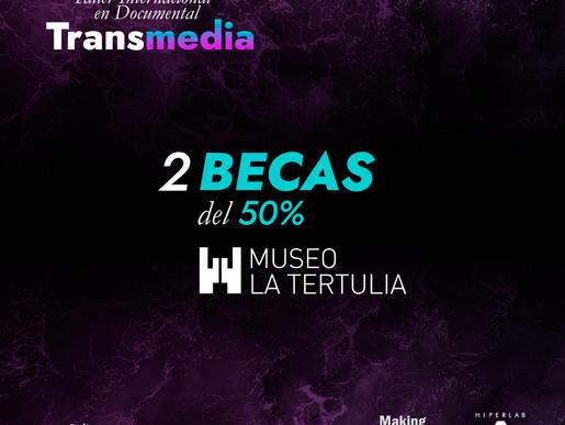 Becas del Museo La Tertulia