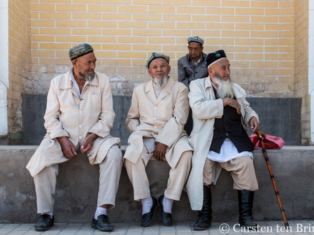 China's Uyghur 'educational' camps are a disgrace, not a success
