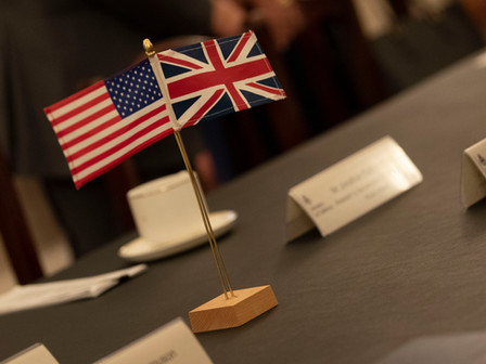 The Americanisation of British politics is nearly complete