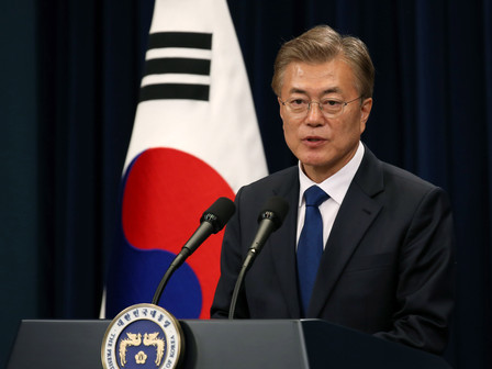 Moon Jae-in's Success - Democracy during a crisis