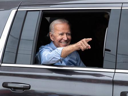 Biden's Super Tuesday Bounce