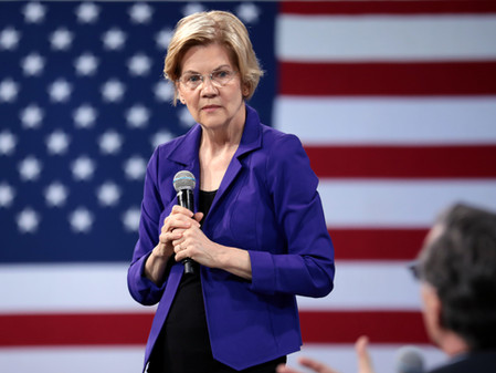 Elizabeth Warren's failed presidency campaign