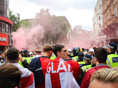 Euro 2020: How England's Loss has brought British Racism to Light