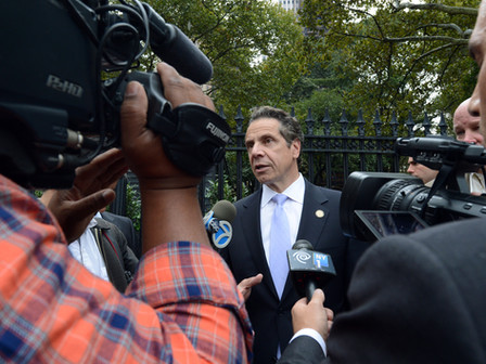 The rise and fall of Andrew Cuomo