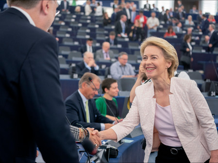 Enter stage left: The incoming EU Commission's new challenges