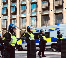 Should we defund the British police?