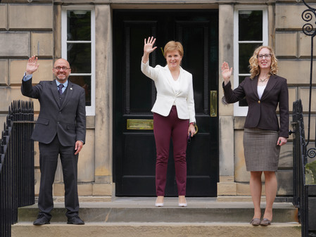 Scotland: The Greens and the Union