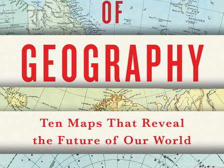 Book Review: The Power of Geography