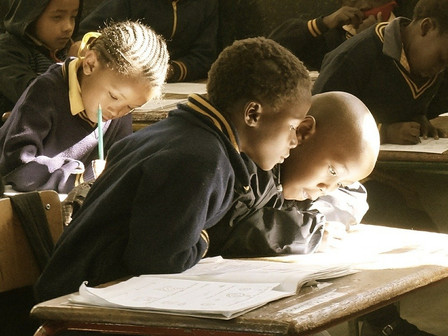 The future for Africa's students