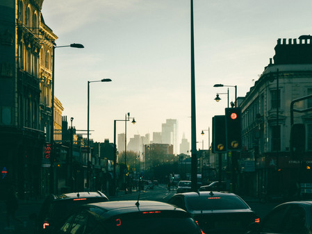 Reclaiming the streets: urban planning opportunities in a post-Covid UK