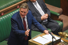 Starmer's slow and steady prosecution of Boris Johnson could win the race