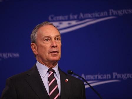 Bloomberg's Bid - Buying the Presidency?