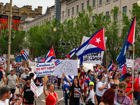 Cuban Protests: Who is to Blame?