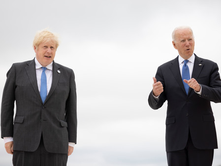 Afghanistan: The Stain on Biden and Johnson's Reputation