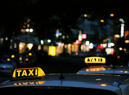 Warning signs on the road ahead: Driverless taxis and their consequences