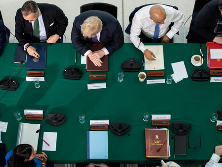 Cabinet reshuffles should be based on policy, not personality