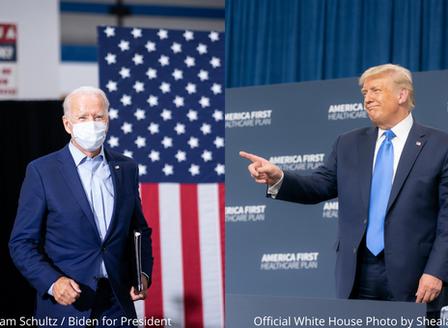 The Presidential debate: a plague on both their houses?