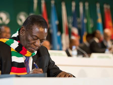 Zimbabwe: Moving on from Mugabe?