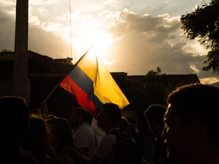 Colombian Crisis: the Current System has reached a Dead End
