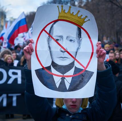 The new Tsar of Russia: Putin until 2036