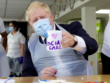 Boris Johnson's Social Care Plan: A Labour Prime Minister?