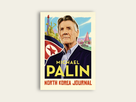 Michael Palin's North Korea Journal is a real page turner