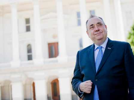 Alex Salmond - A Liability for the SNP