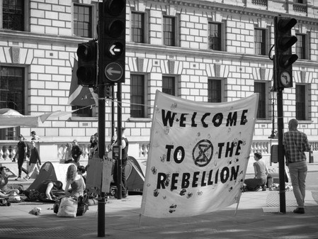 The Hypocrisy and Left-Wing Nature of the Extinction Rebellion