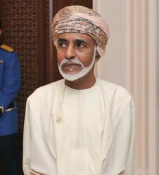 Oman: Death of a sultan
