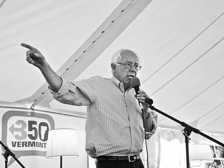 A Berning Momentum: Why Sanders and Corbyn Aren't The Same Politician