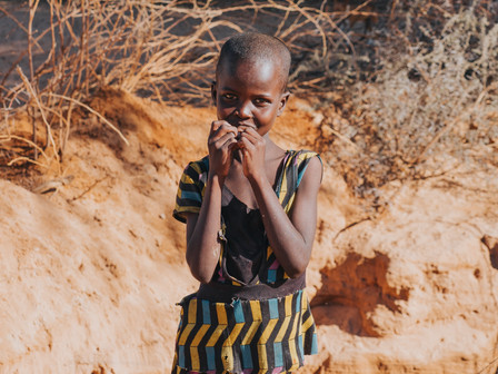 Climate change and child brides