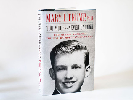 'Too Much and Never Enough' details Donald Trump's childhood neglect