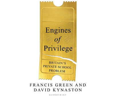 Engines of Privilege is an empowering call for educational reform
