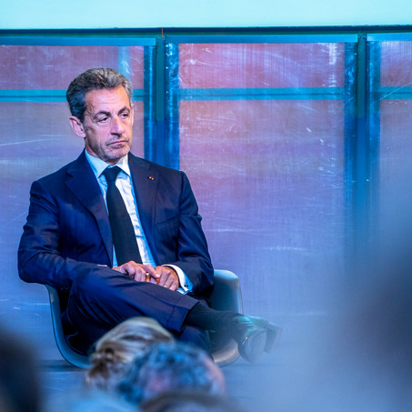 Sarkozy adds to the long list of French criminal political activty