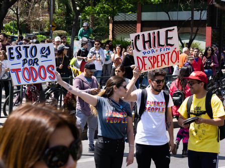 Constitutional Change in Chile
