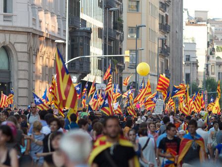 Catalan Independence: A constitutional challenge since 1975