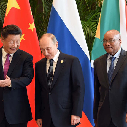 Russiafrica? Not yet