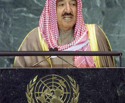 The death of Kuwait's Sheikh Sabah marks the end of an era