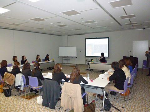 2013年12月9日 日経ヘルス健康美容コミュニケーターin福岡フォロー