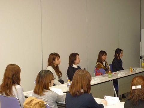 2013年12月8日 日経ヘルス健康美容コミュニケーターin福岡