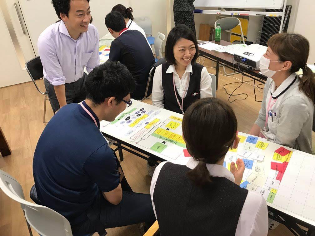 2017年6月24日 菅原病院第2回ワークショップ