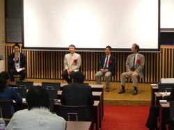 2015年5月24日 大阪しか大学同窓会特別講演