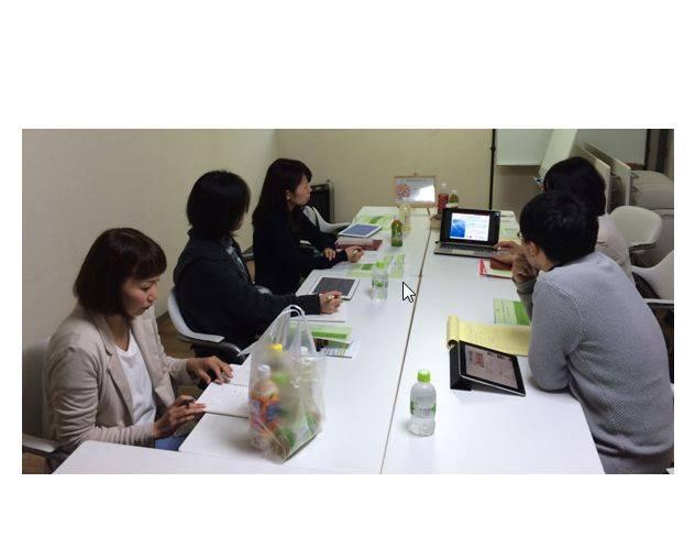 2015年10月24日 定岡歯科医院 地域対話型の待合室