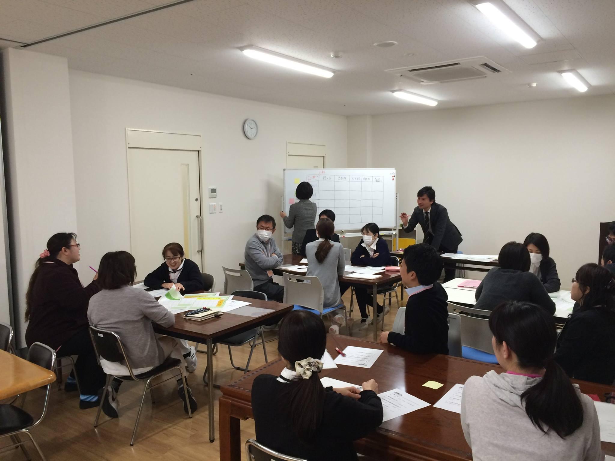 2017年1月21日 菅原病院第1回ワークショップ
