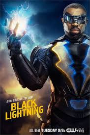 Black Lightning lacks Thunder