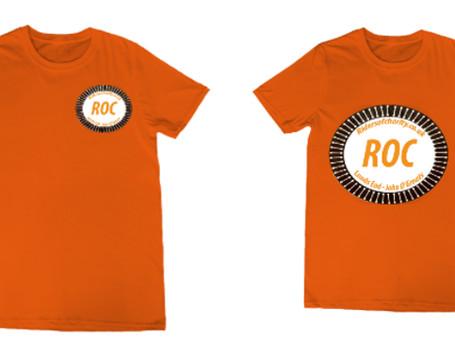 ROC t-shirt!