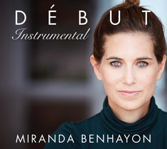 Instrumental DEBUT by Miranda Benhayon
