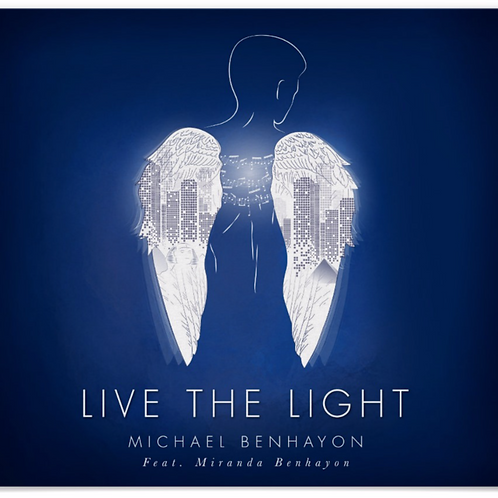 Live The Light Poster