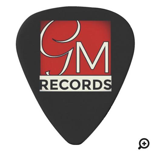 GMR Guitar Pick